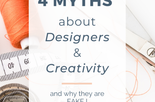 4 myths about designers & creativity