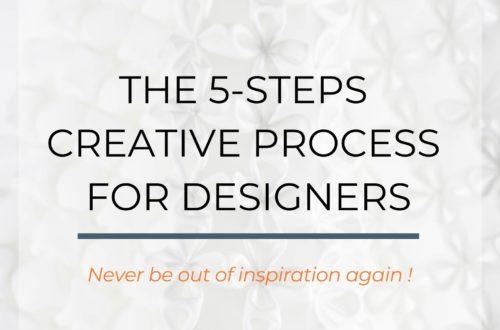 5-Steps Creative Process for Designers