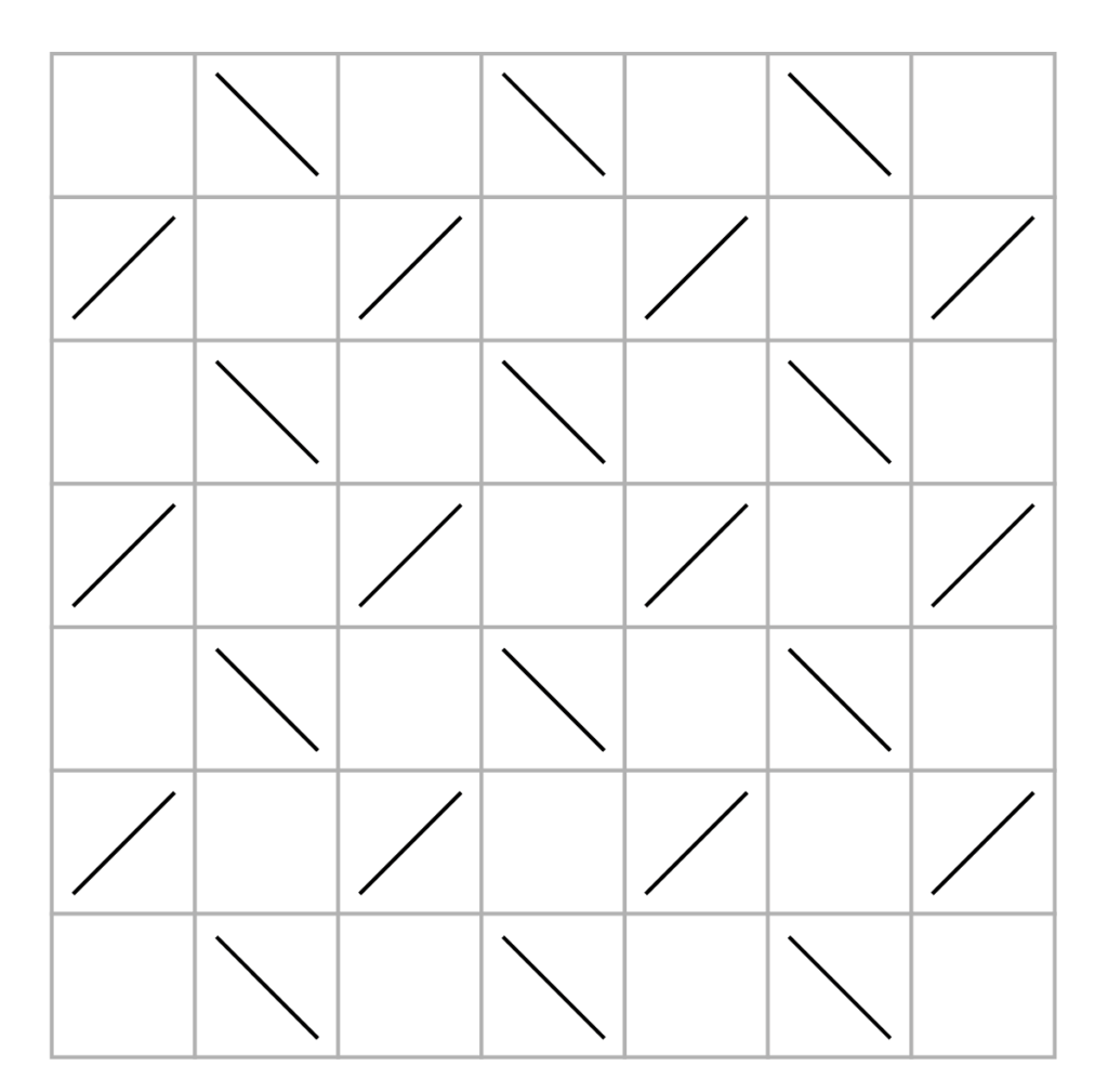 Canadian Smock Floriane Schmitt lattice