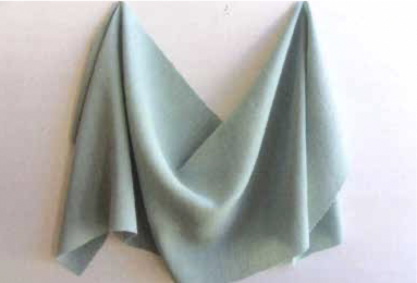 Fabric Hand : Springy
