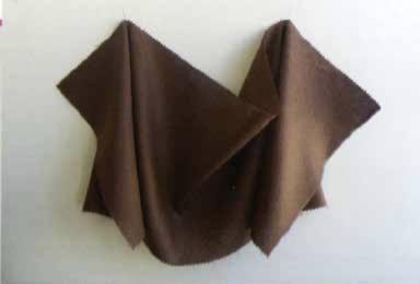 Fabric Hand : Stiff