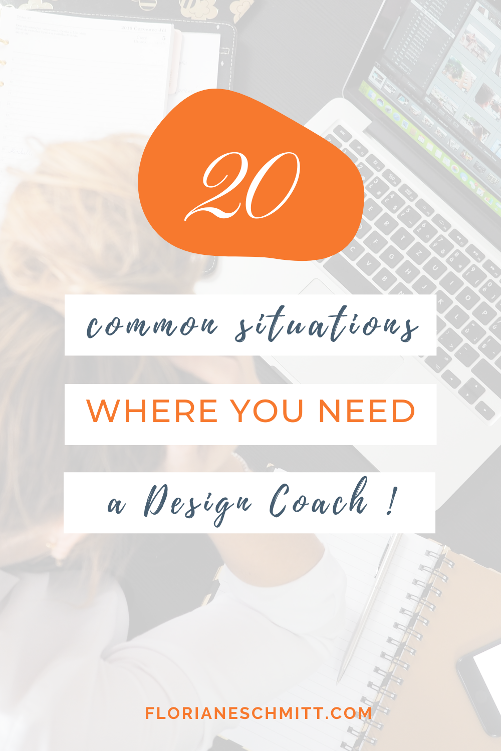 20 common situation where your need a design coach